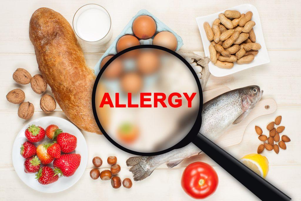 אלרגיה למזון